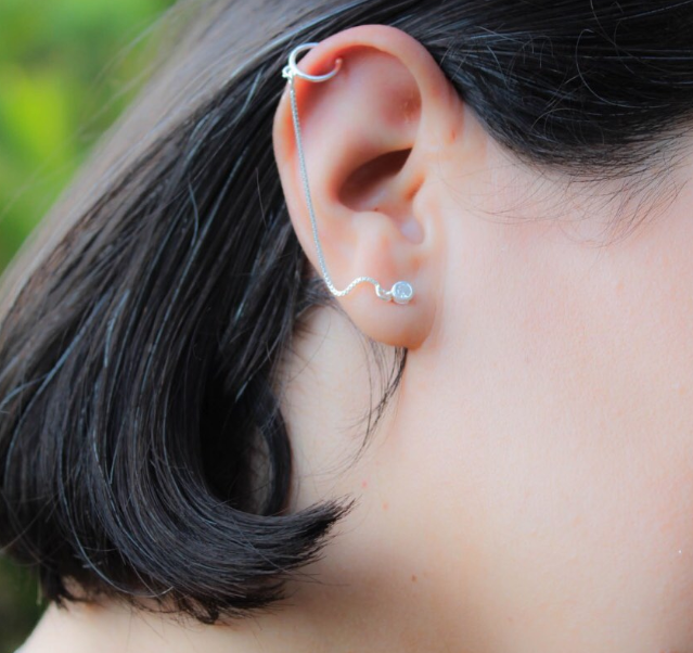 Piercing de Orelha